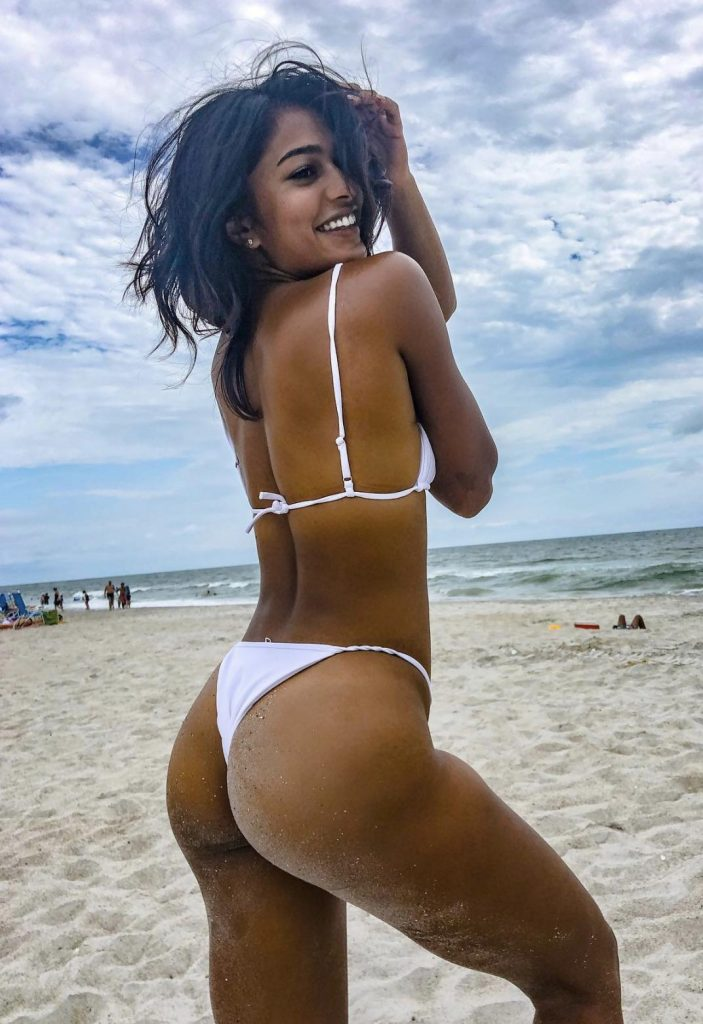 Girl With Amazing Ass