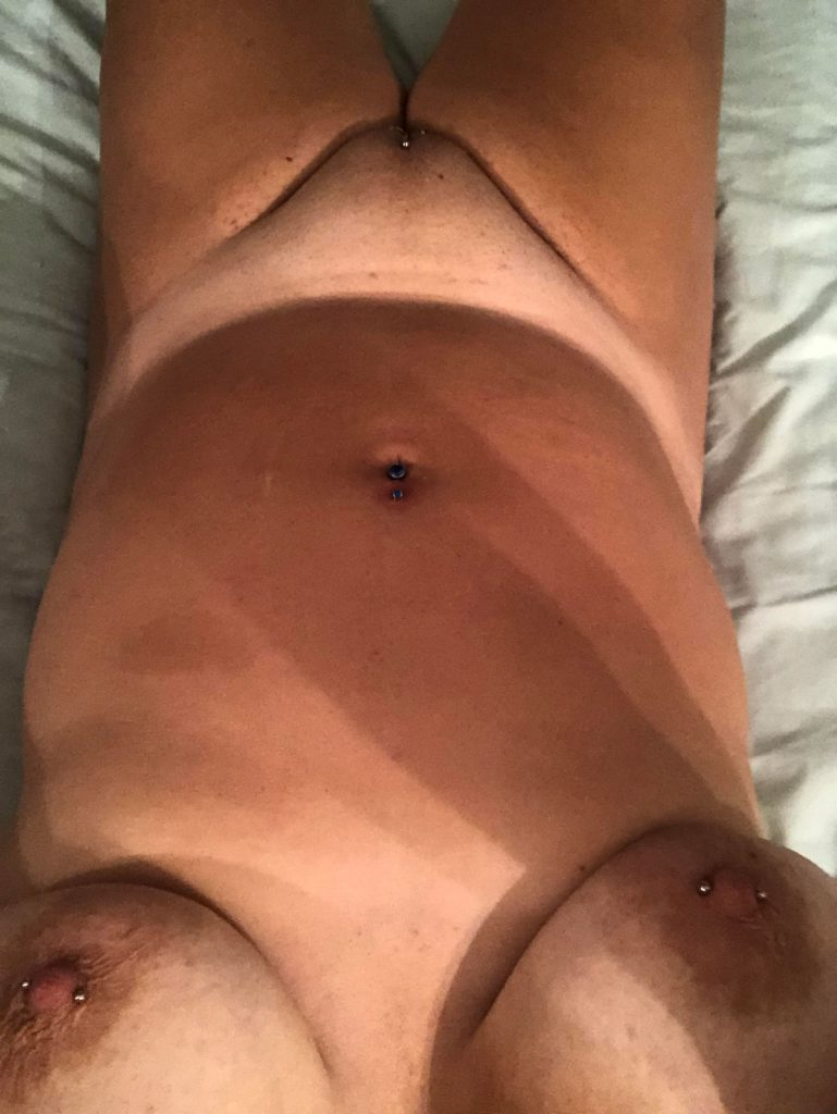Hot Nude Selfie
