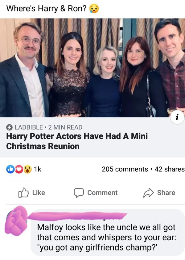 Sarcastic Comment