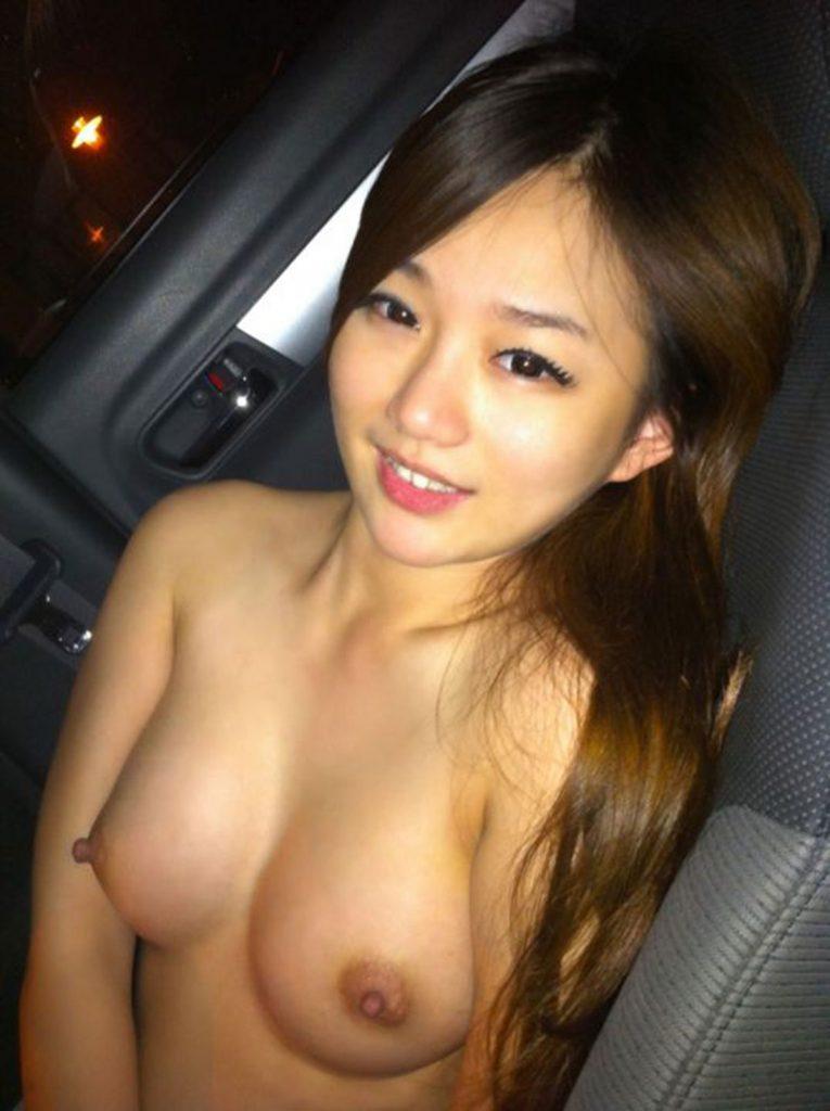 Asian Girl Nude