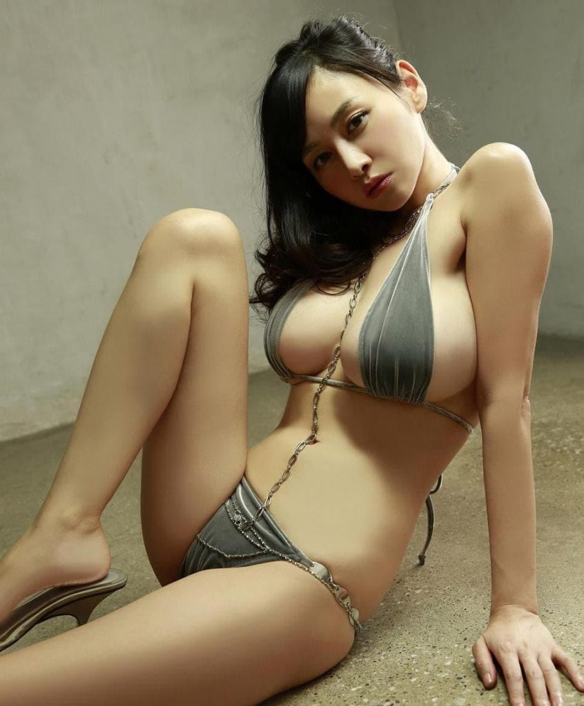 Busty Asian Chick