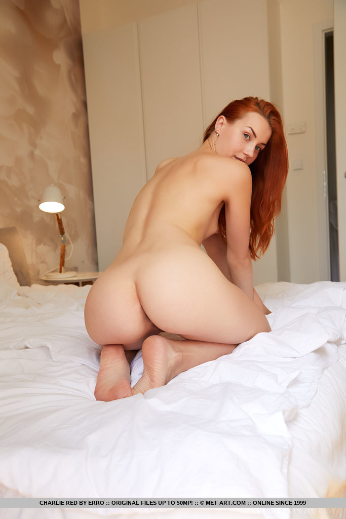 Charlie Red Hot Nude Photo