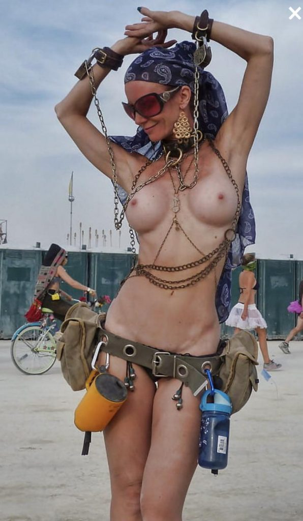 Nudist Festival Slut