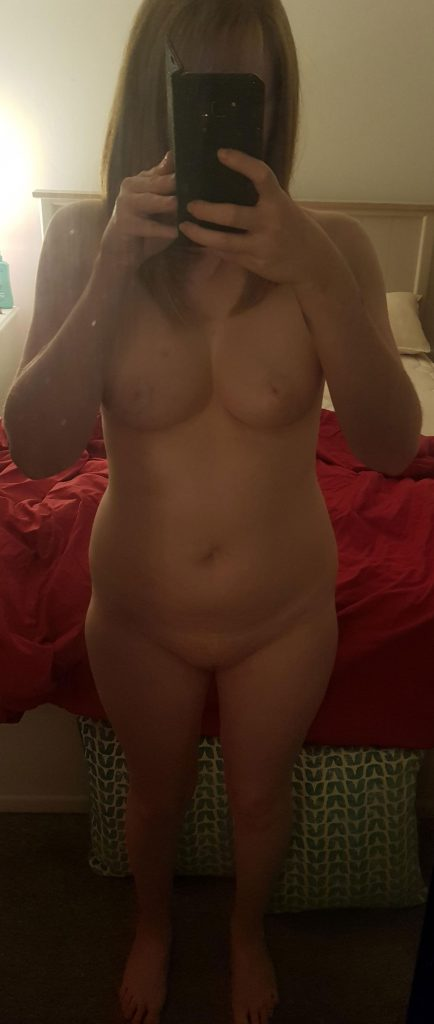Ginger Babe Nude