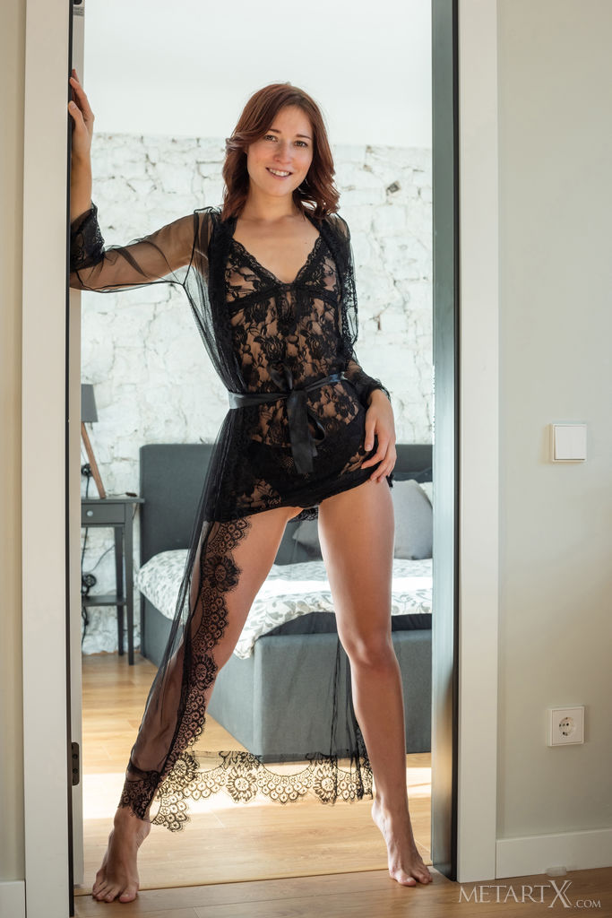 Lace For You Erotic Nude Of Mina