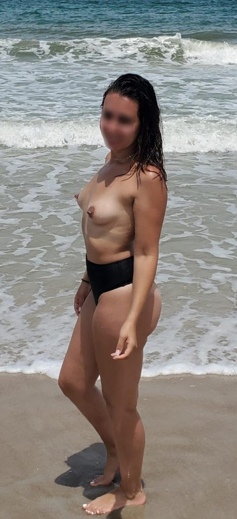 Naked Adventure Nudist Girl