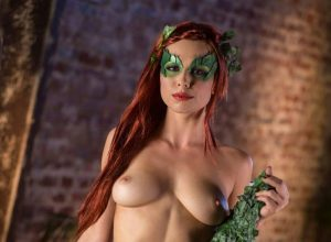 Sexy NSFW Cosplayer