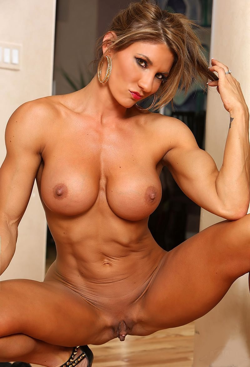 Fit milf solo homemade sex tape