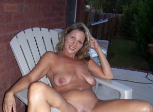 Nudist Real Mom