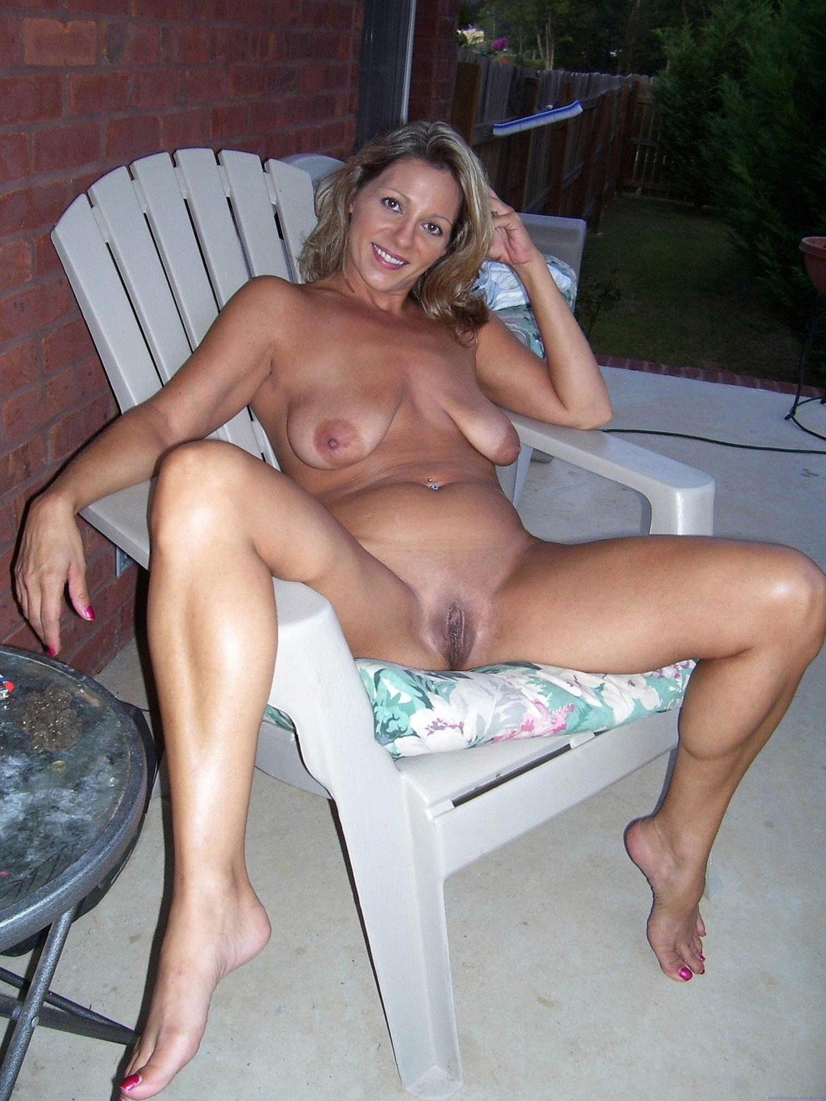Nudist Real Mom