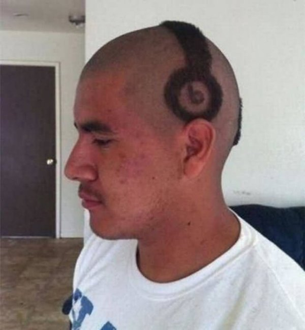 Very Bad Haircut Fail