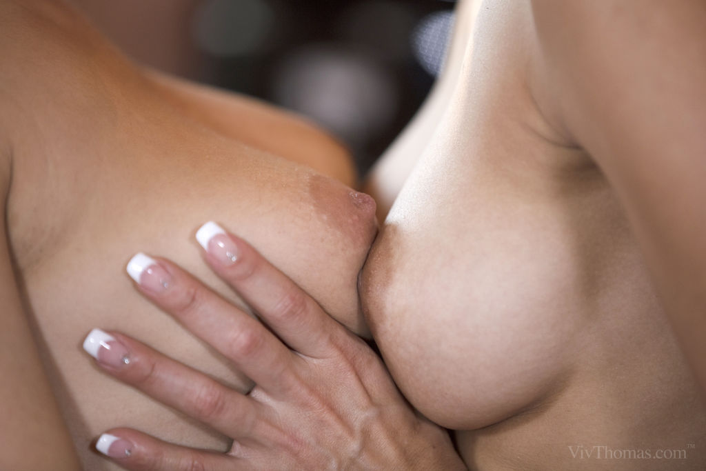Veronica Leal and Stacy Bloom In Lesbian Porn