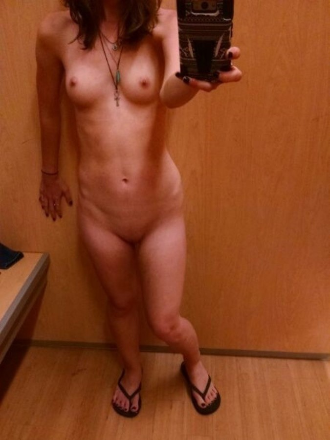 Changing Room Nude