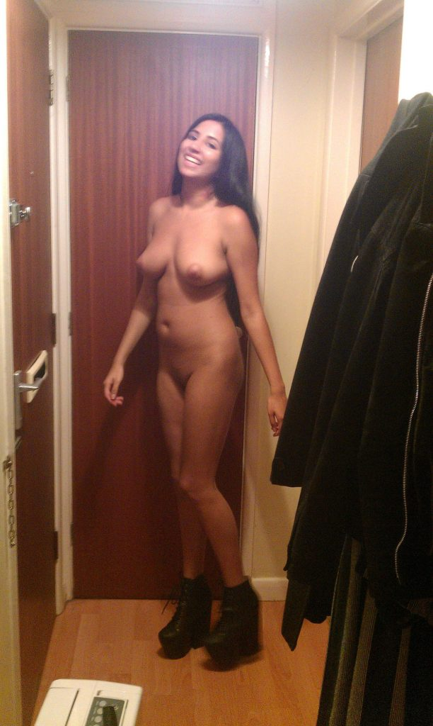 Hot Body Nude Girl