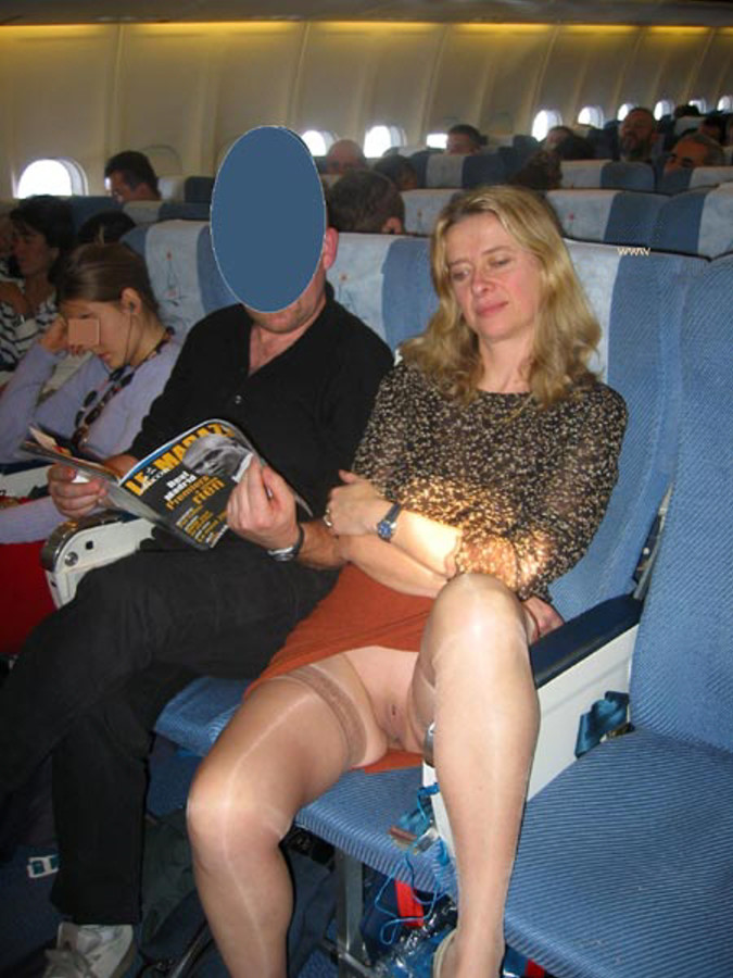 Naughty Flight Companion