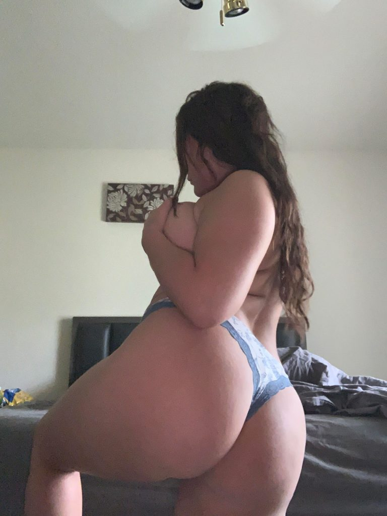 Sexy Ass In Thong