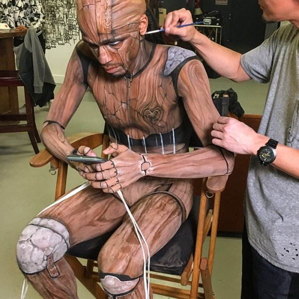 Special Makeup Effects