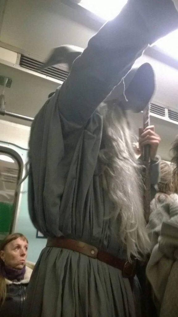 WTF Subway Pic