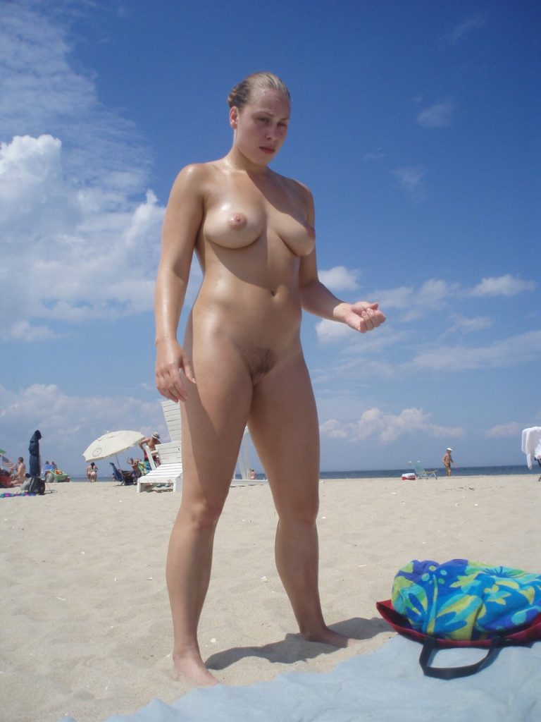 Beach Boobs Nude Girl