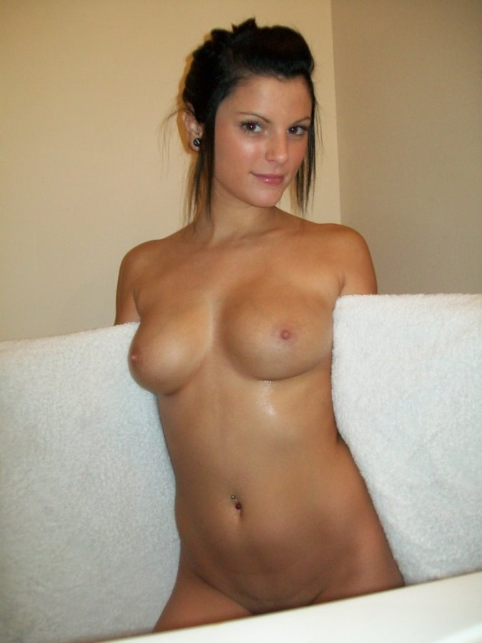 Show Us Whats Under The Towel Girl