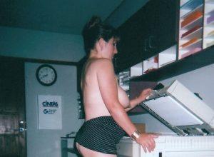 Naughty Secretary Porn Pics