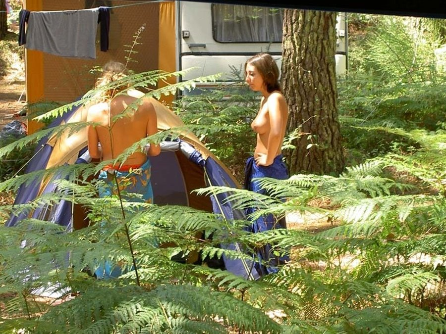 Nude Camping