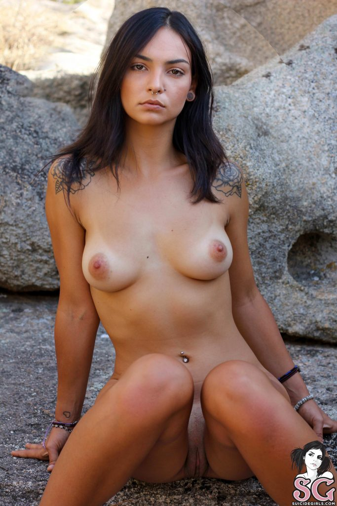 Annoyed To Be Nude