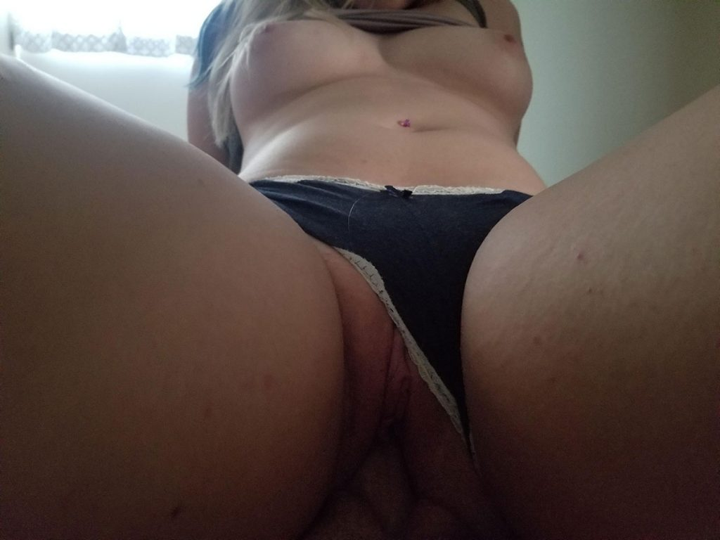 Panties To The Side