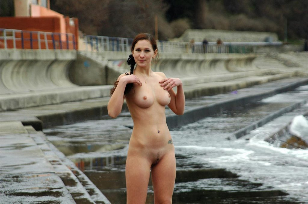 Real Public Nudity