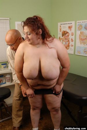 SSBBW Reyna using her huge fat juggs to smother man's face
