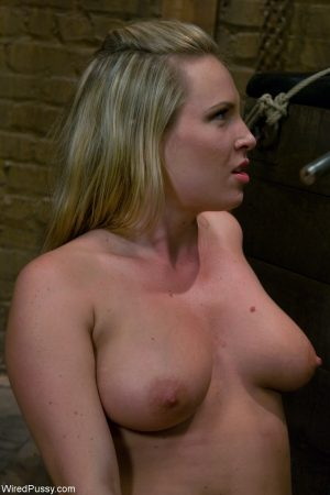 Wired Pussy Harmony, Rebecca Blue