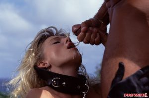 Legendary Euro pornstars Missy and Silvia Saint fuck in an outdoor 4some