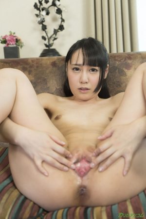 Asian beauty Yuu Toyota has her tight pussy toyed & gaped with a speculum