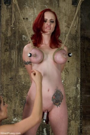 Wired Pussy Mz Berlin, Princess Donna Dolore