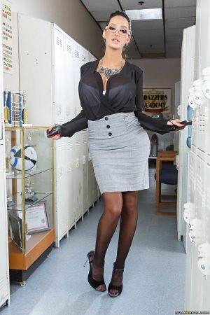 Big Tits At School Amy Anderssen, Nikki Benz