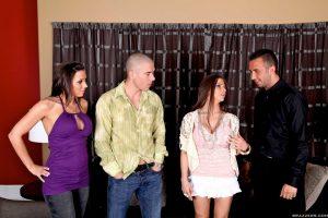 Real Wife Stories Keiran Lee, Rachel Roxxx, Rachel Starr