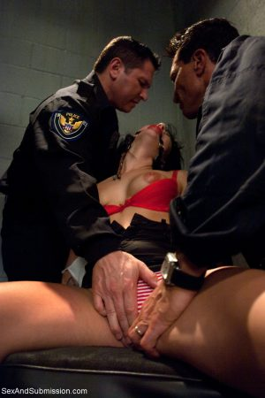 Sex And Submission John Strong, Marco Banderas, Tori Lux
