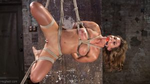Hogtied Ariel X, The Pope