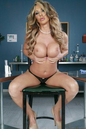 Big Tits At School Farrah Dahl