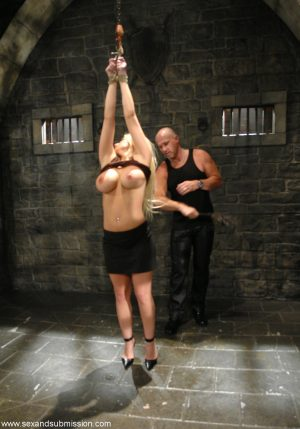 Sex And Submission Candy Manson, Mark Davis