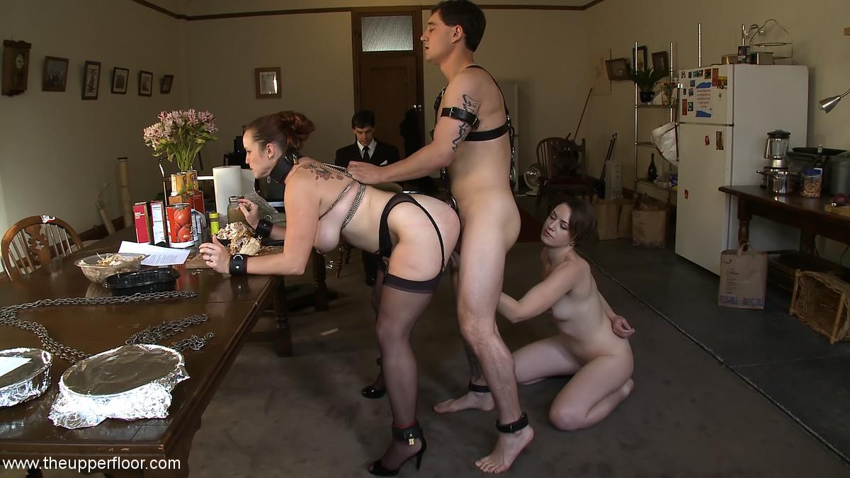 The Upper Floor Bella Rossi, Curt Wooster, Sarah Shevon